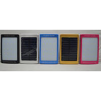 УМБ (Power Bank) 35000mAh (СОЛНЕЧНАЯ БАТАРЕЯ) Solar 805 с фонариком