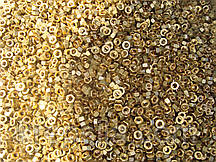 Гайка М10 шестигранная латунная ГОСТ 5915-70, ГОСТ 5927-70, DIN 934