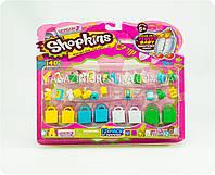 Набор фигурок «Shopkins» - (23 фигурки, 8 фирменных сумочек)