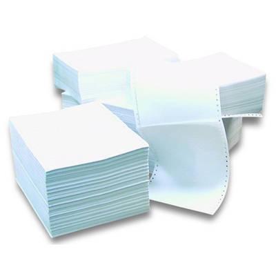 Бумага для принтера, факса, бланки печатные, кассовая лента