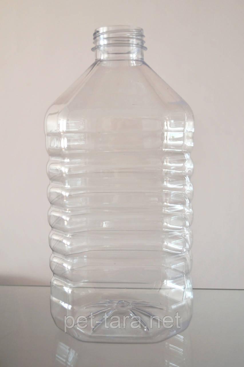 Пэт бутылка 3 л