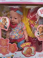 Кукла пупс Беби Берн Baby Born 8009, лето