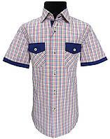 Рубашка детская c коротким рукавом №12/4 7381 V1, фото 1