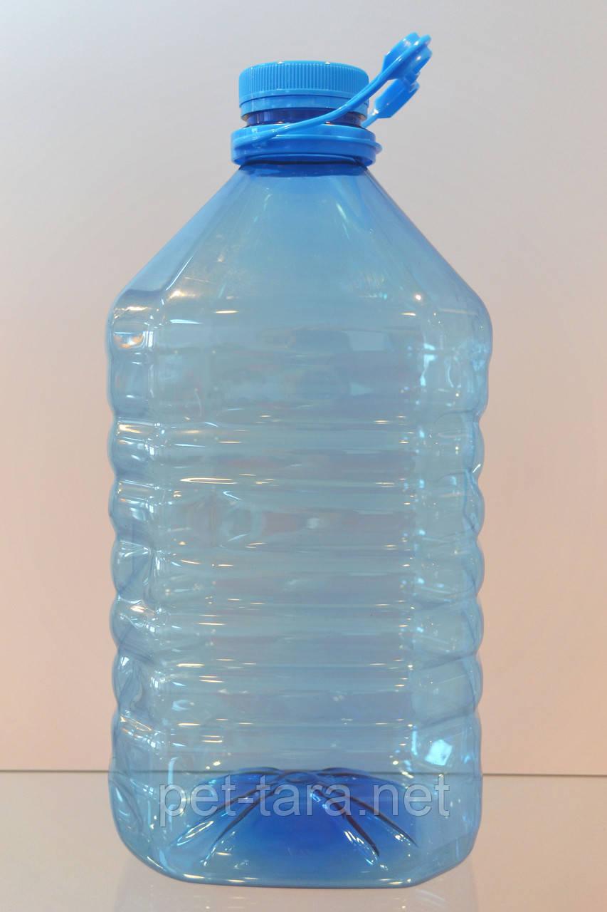 Пет пляшка 5 л