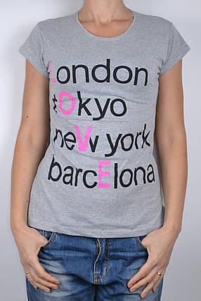 Женская футболка (W864/103) | 4 шт., фото 2