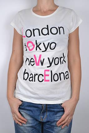 Женская футболка (W864/104) | 4 шт., фото 2