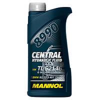 Гидравлическая жидкость MANNOL 8990 CENTRAL HYDRAULIC FLUID 0.5л