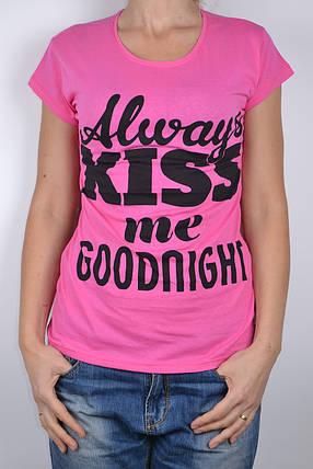 Женская футболка (W864/109)   4 шт., фото 2