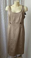 Платье шикарное офисное миди Comma р.50 6832