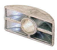 Полумесяц для стяжки кроватей 15х30 мм