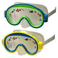 Детская маска для плавания INTEX.