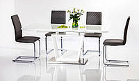 Стеклянный стол Lauren