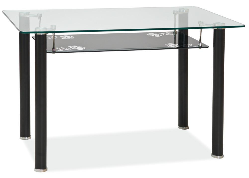 Стеклянный стол Pino