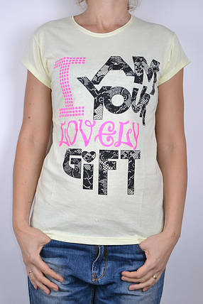Женская футболка (W864/115) | 4 шт., фото 2