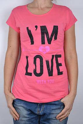 Женская футболка (W864/117) | 4 шт., фото 2