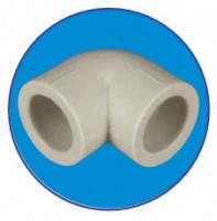 Колено 25х90° ASG-plast