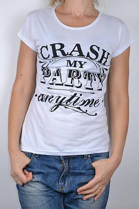 Женская футболка (W864/121) | 4 шт., фото 2