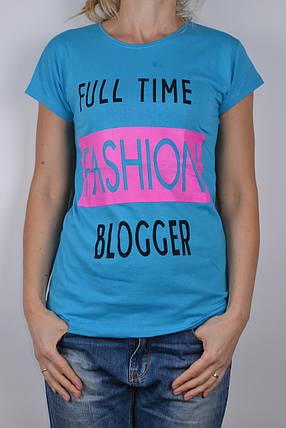 Женская футболка (W864/124) | 4 шт., фото 2