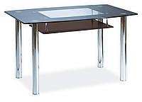 Стеклянный стол Twist A