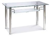 Стеклянный  стол Reni A
