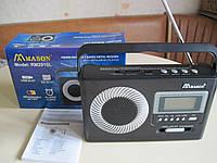 Радиоприемник  с цифровой индикацией и встроенным MP3 проигрывателем MASON  RМ 2910L
