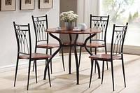 Комплект (стол и 4 стула) AMBROZJA I