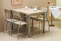 Комплект (стол и 4 стула) ASTRO
