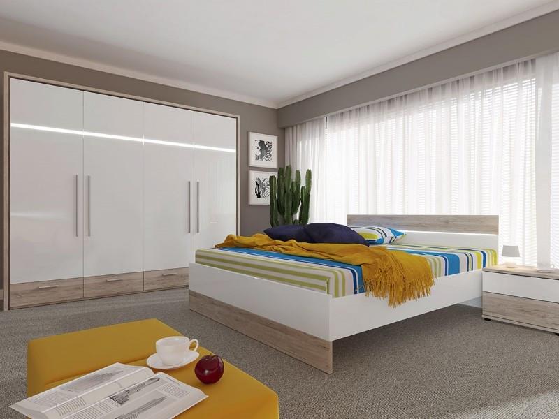 Спальня Mercur S/160