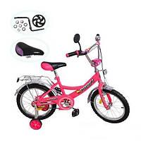"Велосипед Profi Trike P 1244A 12"" Розовый"