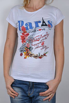 Женская футболка (W864/130)   4 шт., фото 2