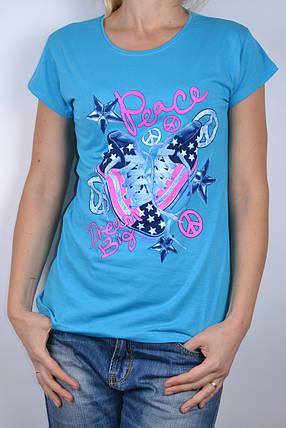 Женская футболка (W864/133) | 4 шт., фото 2