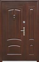 Входная металлическая дверь Двери Оптом ТР-С 12 медь Нестандарт