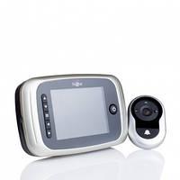 Дверной видеоглазок с монитором и записью dozor JY7001