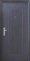 Входная металлическая дверь Двери Оптом Строительная ТР-С 09 молоток 1900*860
