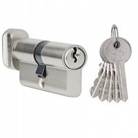 Цилиндры S. A. P. Design ключ-поворотник 30-30-SN