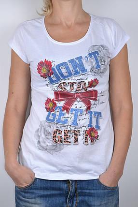 Женская футболка (W864/134) | 4 шт., фото 2