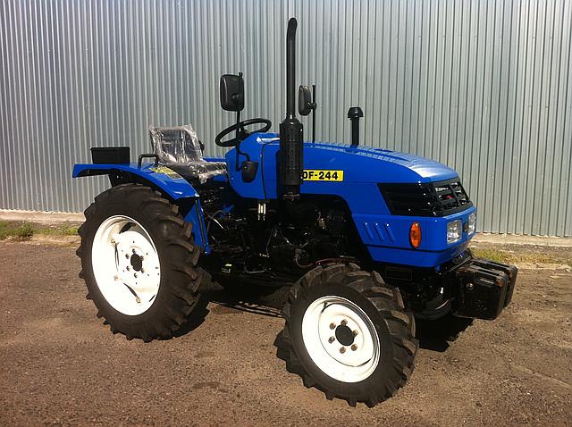 Мини-трактор Донгфенг-244D ЛЮКС (Dongfeng DF-244 Lux)  продажа 05393a939afae