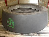 Восстановление деталей оборудования цементных заводов.( сегменты помольного стола , валки мельниц, и.т.д)