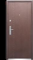 Входная металлическая дверь Двери Оптом ТР-С 63 молоток 1900*960