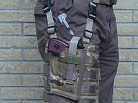 Кобура тактическая универсальная (Форт, АПС)  АТАКА все цвета