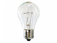 Лампа 60 Вт Е27 (в упаковке 100 шт) (Львов, ІСКРА, ИСКРА)