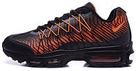 Мужские кроссовки Nike Air Max 95 Ultra Jacquard Orange, найк аир макс 95