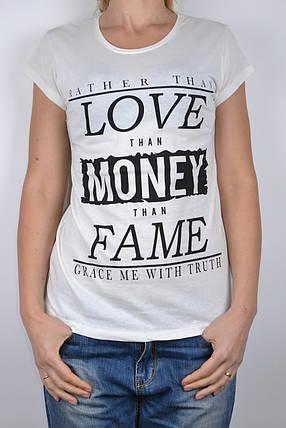 Женская футболка (W864/142)   4 шт., фото 2