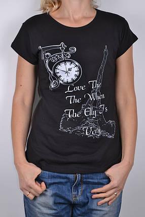 Женская футболка (W864/146) | 4 шт., фото 2
