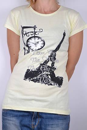 Женская футболка (W864/147)   4 шт., фото 2