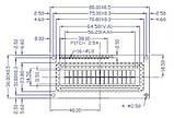 Индикатор ЖКИ 1602A-YG с подсветкой LCD 1602, фото 3