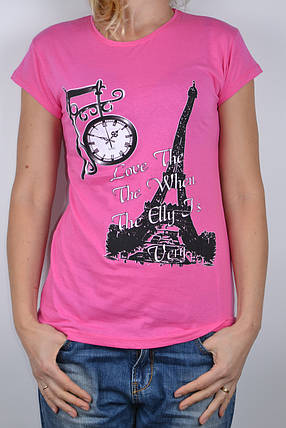 Женская футболка (W864/148) | 4 шт., фото 2
