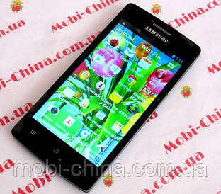 "Копия Samsung Q007 - duos, 4.5"", mt6572, Android, Wifi, 3G"