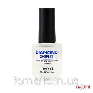 Diamond Shield / Быстросохнущий закрепитель «Алмазный щит»15ml
