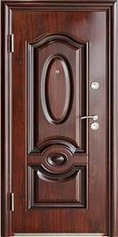 Утепленные металлические двери